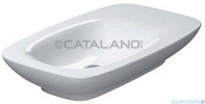 Catalano Impronta 75 umywalka nablatowa 75x45 biała 175AIM00