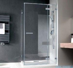 Radaway Euphoria KDJ Drzwi prysznicowe 110 prawe szkło przejrzyste 383812-01R/383241-01R
