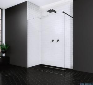 Radaway Modo New Black II kabina Walk-in 100x200 szkło przejrzyste 389104-54-01