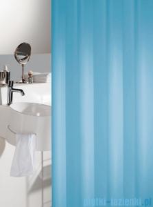 Sealskin Granada niebieski zasłona prysznicowa PCV 120x200cm 217001121