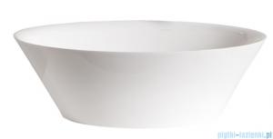 Sanitti Sei umywalka nablatowa 50x35 cm biały połysk SEI-50-BP