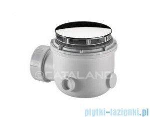 Catalano Syfon brodzikowy Q60 chrom 5PIPD00