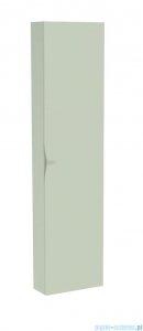 Oristo Siena szafka boczna wysoka 40x160x17cm zielony mat OR45-SB1D-40-46