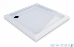 Ravak Angela Basic LA brodzik kwadratowy 80x80cm biały GPX2240133