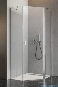Radaway Nes Ptj kabina 80x90cm prawa szkło przejrzyste 10052000-01-01R/10052600-01-01