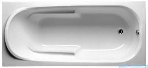 Riho Columbia wanna prostokątna 160x75cm biała BA01