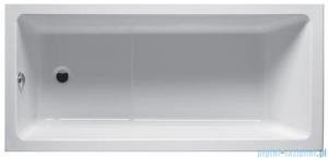 Riho Lusso Plus wanna prostokątna 170x80cm nogi+syfon Viega BA12/01U/495121