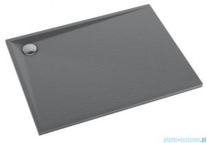 Schedpol Schedline Libra Anthracite Stone brodzik prostokątny 100x80x3cm 3SP.L2P-80100
