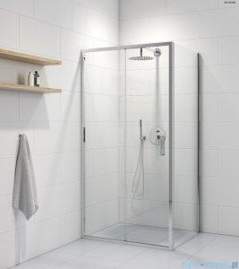 Oltens Fulla kabina prysznicowa prostokątna szkło przejrzyste 100x90cm 20204100