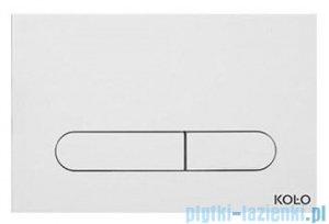 Koło Slim przycisk spłukujący biały do stelaża SLIM2 94183-001