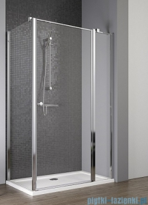 Radaway Eos II KDJ Drzwi prysznicowe 110 prawe szkło przejrzyste 3799423-01L