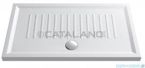 Catalano Verso 120x70 brodzik ceramiczny 120x70x6 cm biały 170120H600