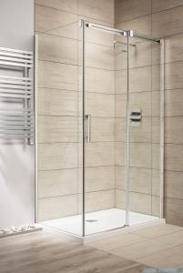 Espera KDJ Kabina Radaway prysznicowa 100x80 prawa szkło przejrzyste 380130-01R/380148-01<br />L