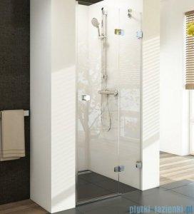 Ravak Brilliant BSD2 drzwi prysznicowe 80cm prawe transparent 0UP4AA00Z1
