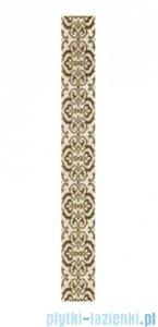 Paradyż Coraline brown classic listwa 7x60