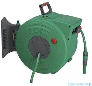 Ferro Zwijacz automatyczny ścienny z wężem 1/2 i złączkami DY600