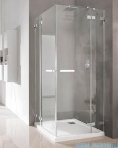 Radaway Euphoria KDD Kabina prysznicowa 100 część lewa szkło przejrzyste 383062-01L