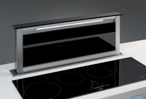 Best Strip Vetro HF czarny 90 okap kuchenny wysuwany 07758050