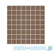 Ceramika Color Luna brown mozaika ścienna 25x25