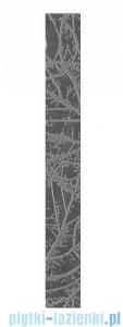Paradyż Antonella grafit listwa ścienna 7x60