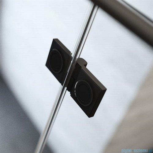 Radaway Nes Black Pnd I parawan nawannowy 120cm prawy przejrzyste 10010120-54-01R