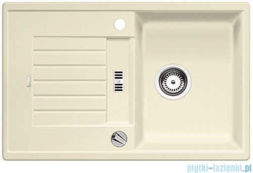 Blanco Zia 45 S Zlewozmywak Silgranit PuraDur  kolor: jaśmin  z kor. aut. 514719