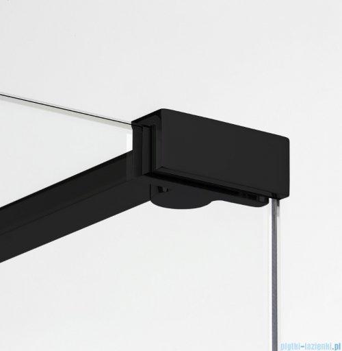 New Trendy New Modus Black kabina Walk-In 120x30x200 cm przejrzyste detale