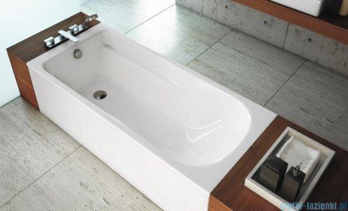Koło Comfort Plus Wanna prostokątna 160x80cm bez uchwytów XWP1460