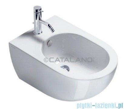 Catalano Sfera Bidet 54 bidet wiszący 54x35 cm biały 1BSF5400