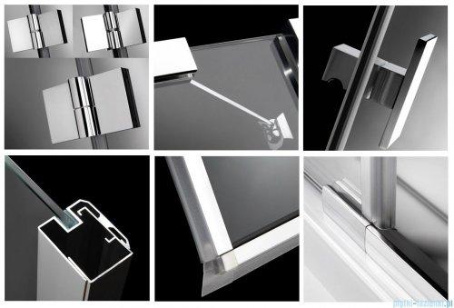 Essenza PDJ Radaway kabina 90x90 lewa szkło przejrzyste 32602-01-01NL