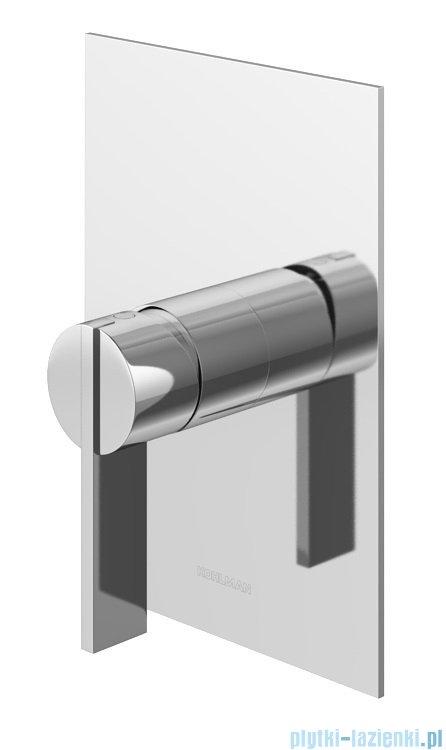Kohlman Dexame zestaw prysznicowy chrom QW220DQ20