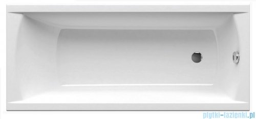 Ravak Classic wanna prostokątna 120x70cm biała C861000000