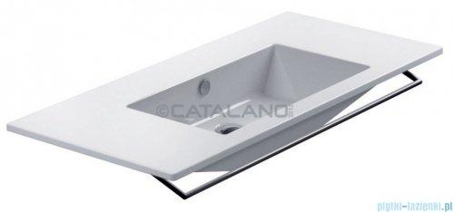 Catalano Star 105 umywalka 105x48 biała 1105ST00