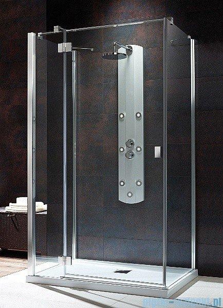 Essenza KDJ+S Radaway Kabina prysznicowa 90x120x90 lewa szkło przejrzyste