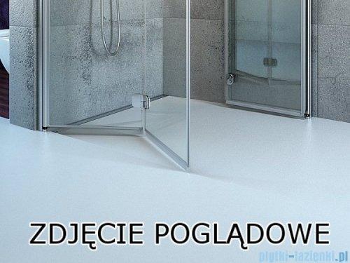 Radaway Arta Dwd+s kabina 110x80cm prawa szkło przejrzyste 386183-03-01R/386058-03-01L/386110-03-01