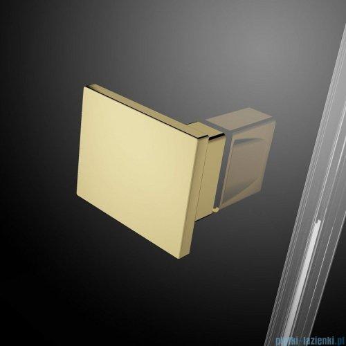 Radaway Essenza Pro Gold Kdj kabina 90x120cm prawa przejrzyste 10097090-09-01R/10098120-01-01