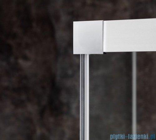 Ravak Matrix MSD2 drzwi prysznicowe 100cm prawe aluminium transparent 0WPA0C00Z1