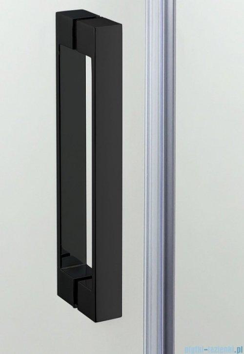 New Trendy New Komfort Black kabina pięciokątna 90x90x195cm grafit K-0450