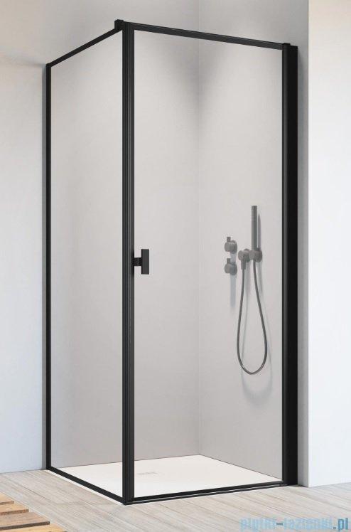 Radaway Nes Black Kdj I Frame kabina 90x80cm prawa, industrialny, loft