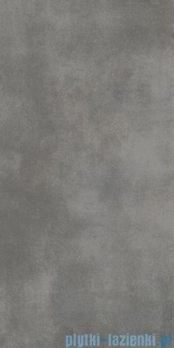 Paradyż Tecniq grafit półpoler płytka podłogowa 29,8x59,8