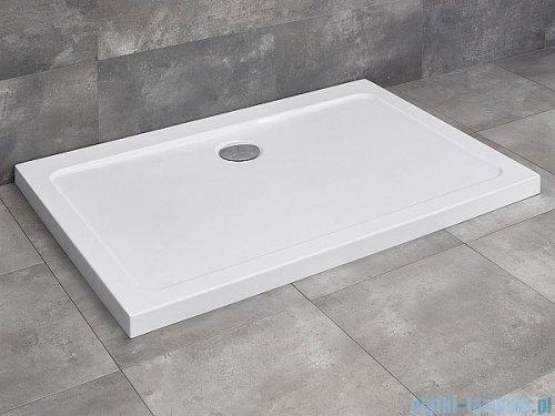 Radaway Torrenta Kdj Kabina prysznicowa 100x90 lewa szkło przejrzyste + brodzik Doros D + syfon 32246-01-01NL