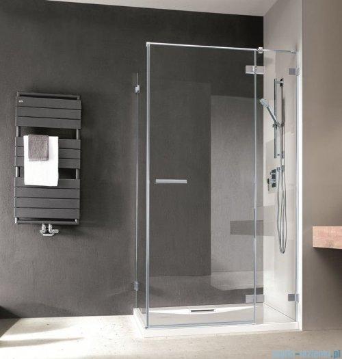 Radaway Euphoria KDJ Kabina prysznicowa 80x90 prawa szkło przejrzyste