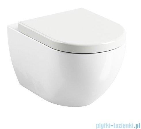 Ravak Uni Chrome miska wisząca biała X01516