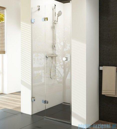 Ravak Brilliant BSD2 drzwi prysznicowe 80cm lewe transparent 0UL4AA00Z1