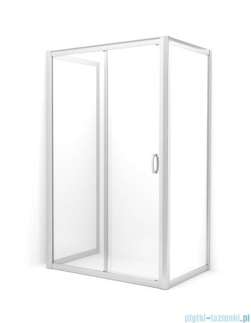 Radaway Premium Plus DWJ+2S kabina przyścienna 100x110x100cm szkło przejrzyste
