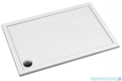 Omnires Merton brodzik akrylowy prostokątny 90x140 cm Merton90/140/P