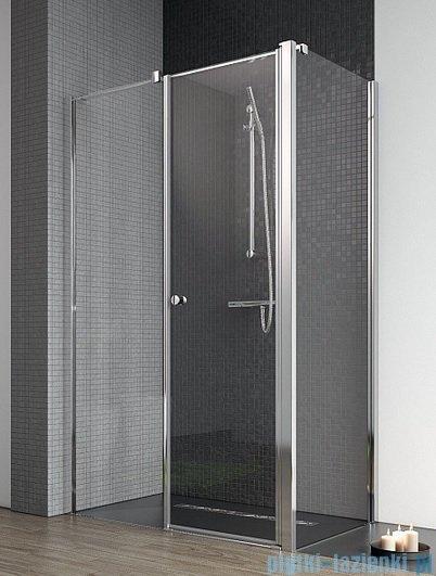 Radaway Eos II KDS kabina prysznicowa 100x90 lewa szkło przejrzyste + brodzik Argos D + syfon