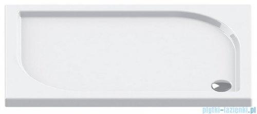 New Trendy Ideo brodzik prostokątny na podstawie styropianowej 120x90x5