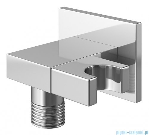 Kohlman Dexame zestaw prysznicowy chrom QW210LQ20