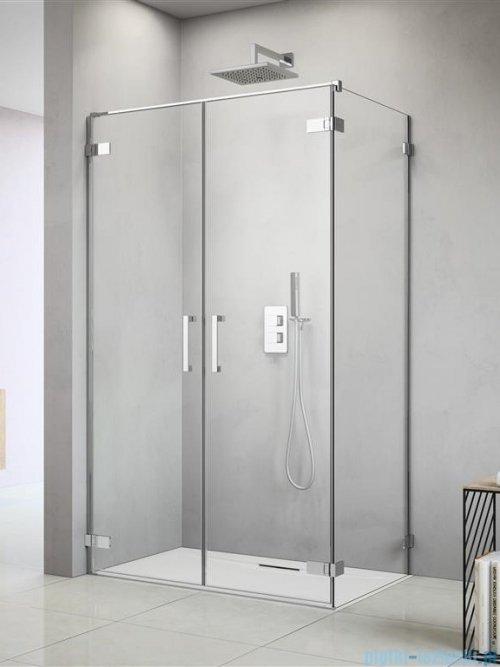 Radaway Arta Dwd+s kabina 95 (40L+55R) x100cm lewa szkło przejrzyste